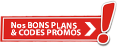Bons plans et Codes promos